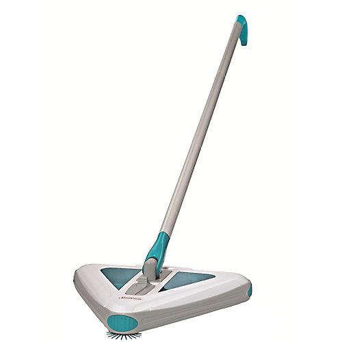 Triangular Sweeper Turquoise
