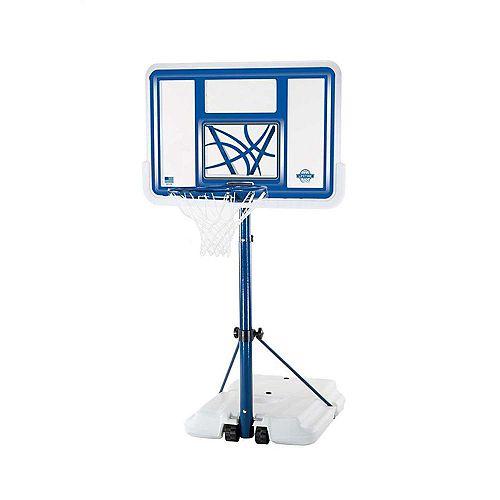 Système de basketball pour piscine Fusion