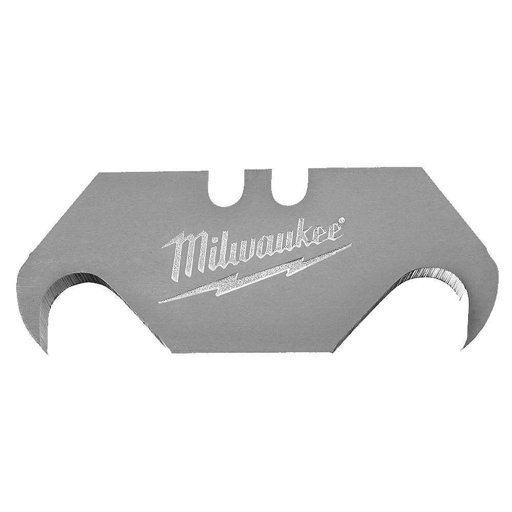 Milwaukee Tool 5 Pc Hook Utility Knife Blades