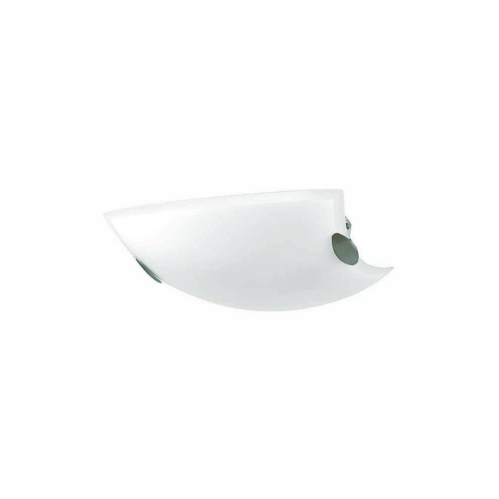 Shawson Lighting 15-1/2 Inches Flush Mount, Brushed Nickel Finish