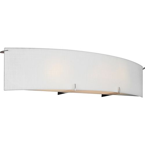 24-inch Wall Sconce in Chrome