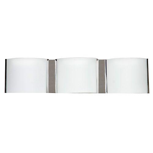 47,31cm accessoires de meuble-lavabo, fini chromé