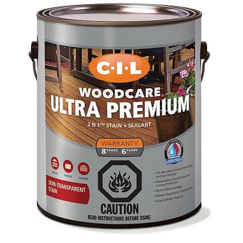 Ultra Premium Semi-Transparent - Deep Base 3.30 L-2615