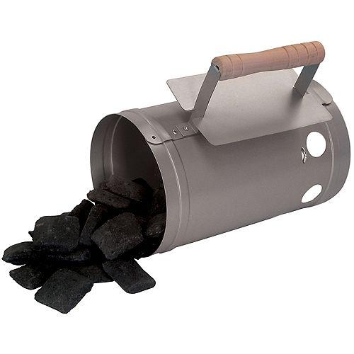 Cheminée d'allumage au charbon