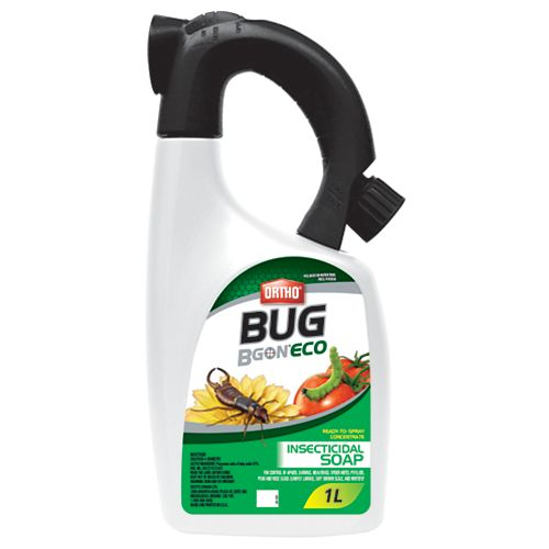 Ortho Bug B Gon® ECO Insecticidal Soap, 1L Ready-to-Spray Concentrate