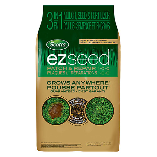 Paillis, semence, engrais Plaques et réparations ez seed, 4,54 kg/sac