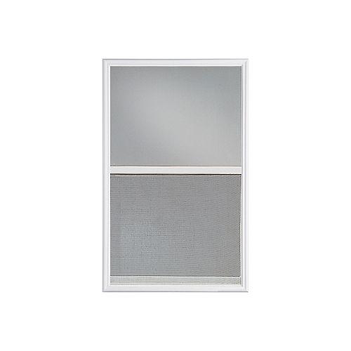 22-inch x 36-inch Venting Low-E 1/2-Lite Glass Insert