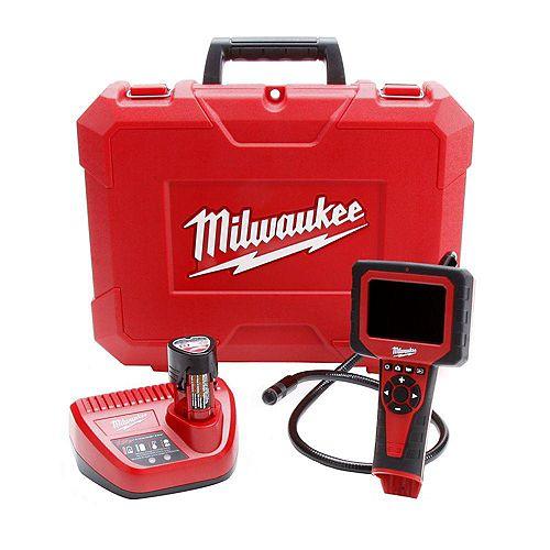 M12 M-Spector AV Cordless LITHIUM-ION Multimedia Camera Kit (17mm)