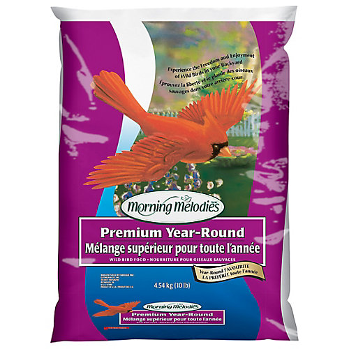 Premium Year Round Food 4.54KG
