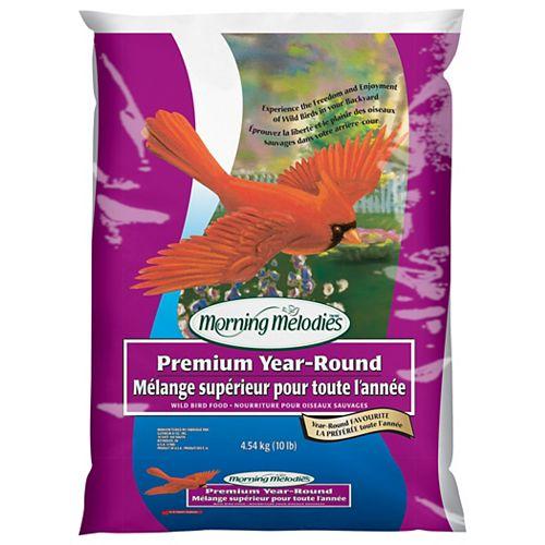 Premium Year Round Food 4.54KG