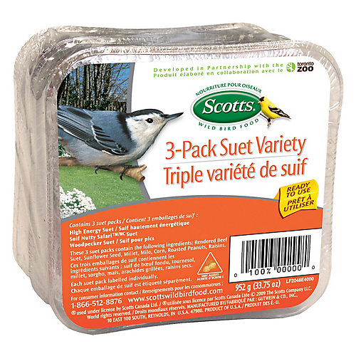 Scotts Suif en triple variété