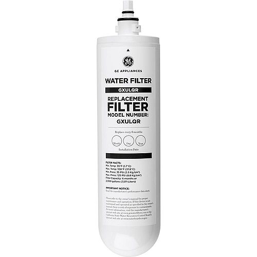 Kitchen or Bath Water Filtration Replacement Filter