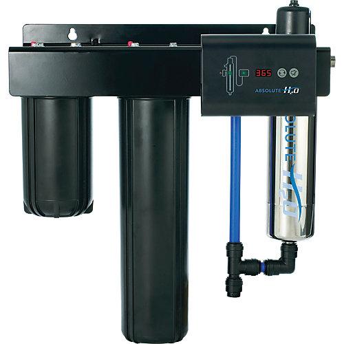 IHS-10 Système complet de purification de l'eau domestique