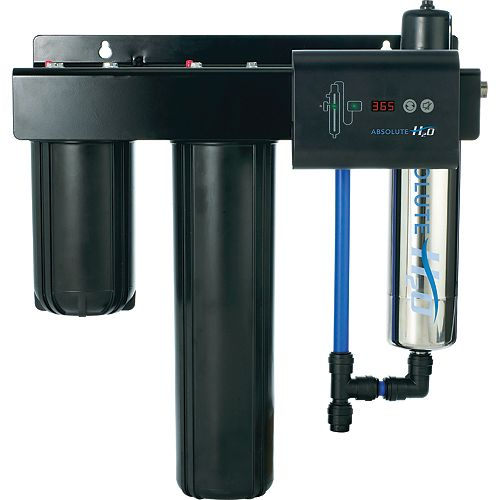 IHS-10 Whole Home Water Purification System