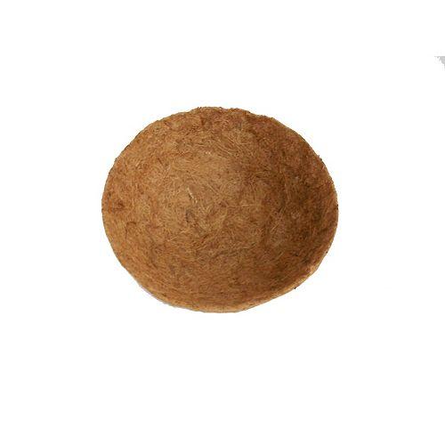 14-inch Round Coco Planter Liner