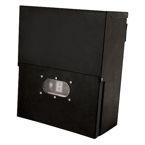 Hampton Bay 12V 600W Transformer with Ground Shield  and Multi-Voltage Terminals