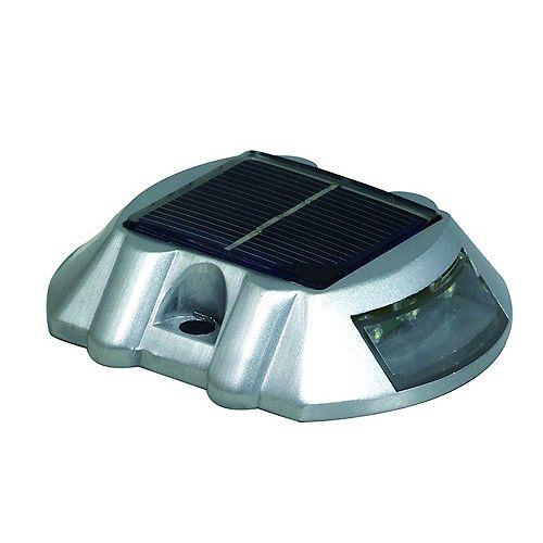 Solar LED Rectangle Deck Light - (2-Pack)