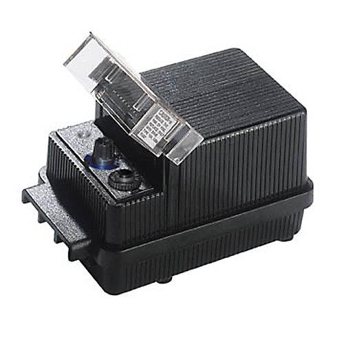 Transformateur de 12 Volt 100 Watt avec minuterie numérique