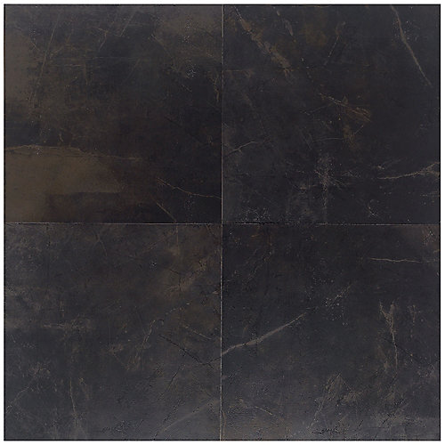 Uptown Concrete City Scape 13 Inch x 13 Inch Porcelain Floor and Wall Tile (14.33 Sq.  Feet  / Case)
