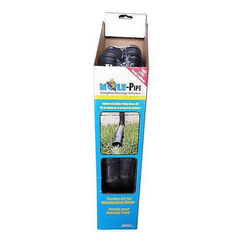 Universal Sump Pump Hose Kit