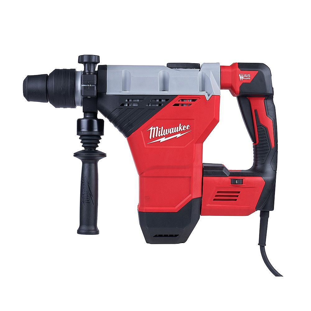 Milwaukee Tool 15 Amp 1-3/4 -inch SDS-MAX Corded Combination Hammer with E-Clutch