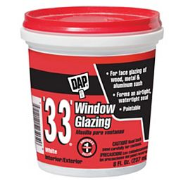 Mastic de vitrier 33 DAP 237mL