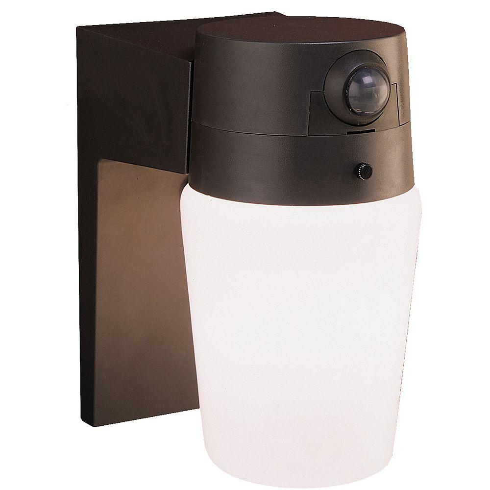 Heath Zenith 110 Degree Motion Sensing Security Light - Bronze