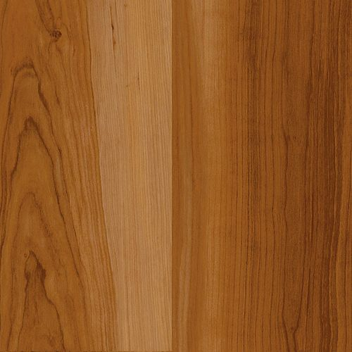 Locking Red Cherry 7.5-inch x 47.6-inch 2-Strip Luxury Vinyl Plank Flooring (19.8 sq. ft./Case)