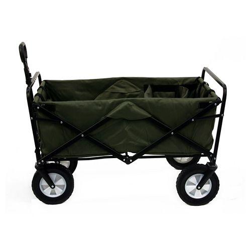 Foldable Garden Wagon