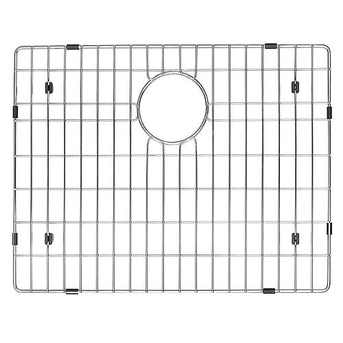 Stainless Steel Bottom Grid w/Protective Anti-Scratch Bumpers for KHU101-23 Kitchen Sink