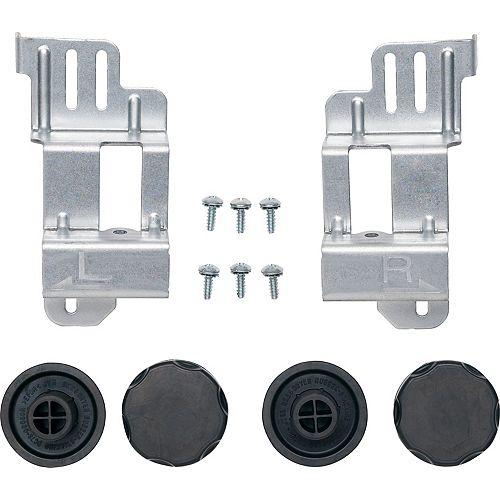 24-inch Washer/Dryer Stack Bracket Kit