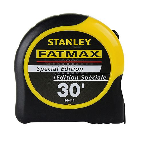 30 ft. Special Edition Tape Measure