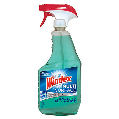 Grease-Cutter Cleaner