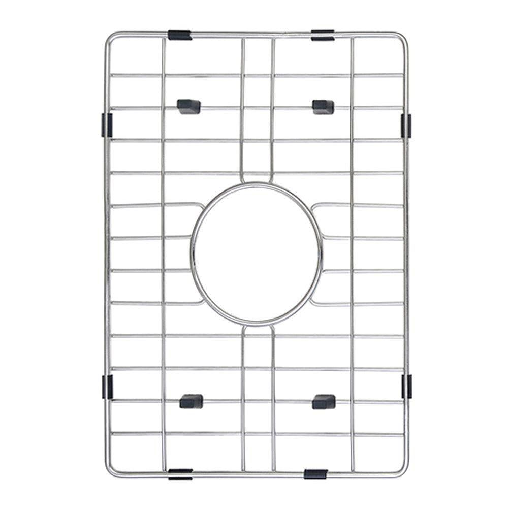 Kraus Stainless Steel Bottom Grid w/Protective Anti-Scratch Bumpers for KHU123-32 Kitchen Sink Right Bowl