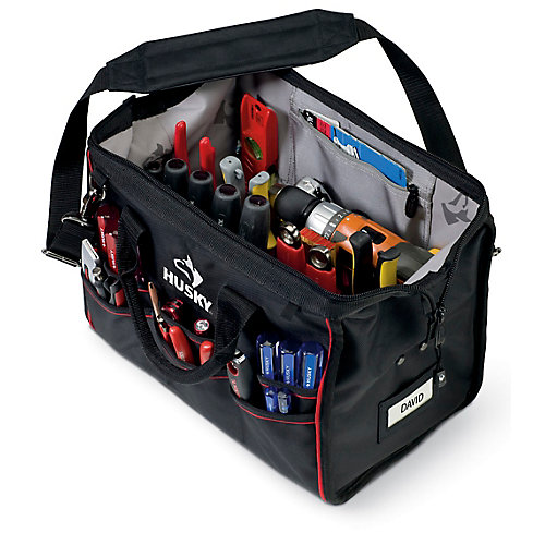 16-inch Large Mouth Tool Bag