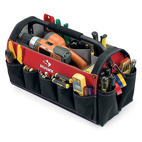 17-inch Open Tool Tote