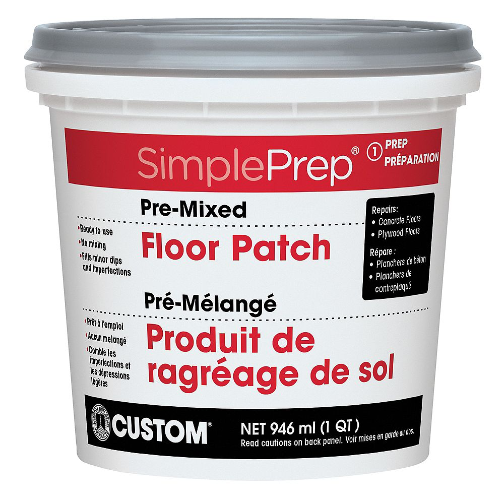 Custom Building Products Pre-Mixed Floor Patch - 946L