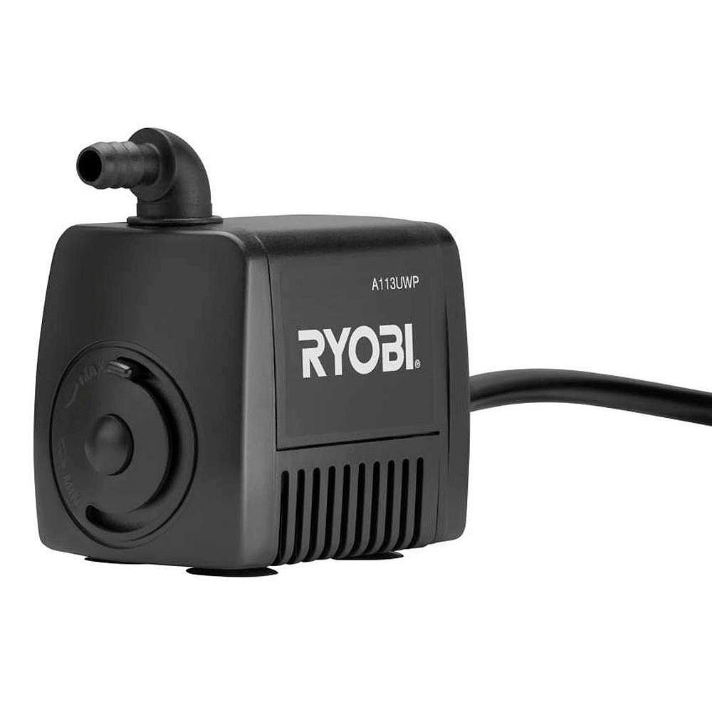 RYOBI Universal Submersible Water Pump