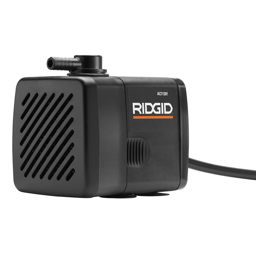 RIDGID Replacement Submersible Water Pump for  Tile Saws