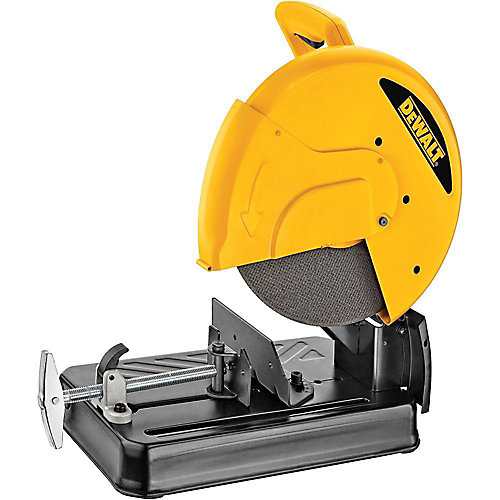 14-Inch Chop Saw With Quick Lock Vise