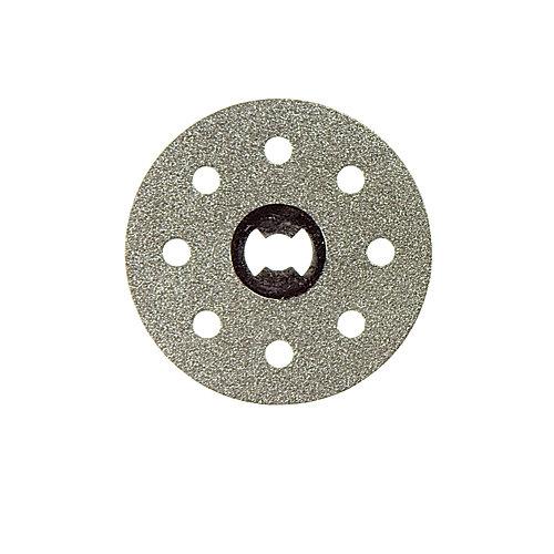 1 1/2-inch EZ Lock Diamond Wheel