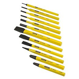 Punch and Chisel Kit (12-Piece)