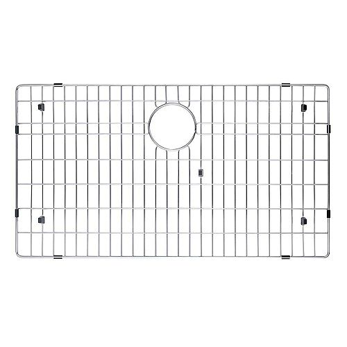 Stainless Steel Bottom Grid w/Protective Anti-Scratch Bumpers for KHU100-32 Kitchen Sink