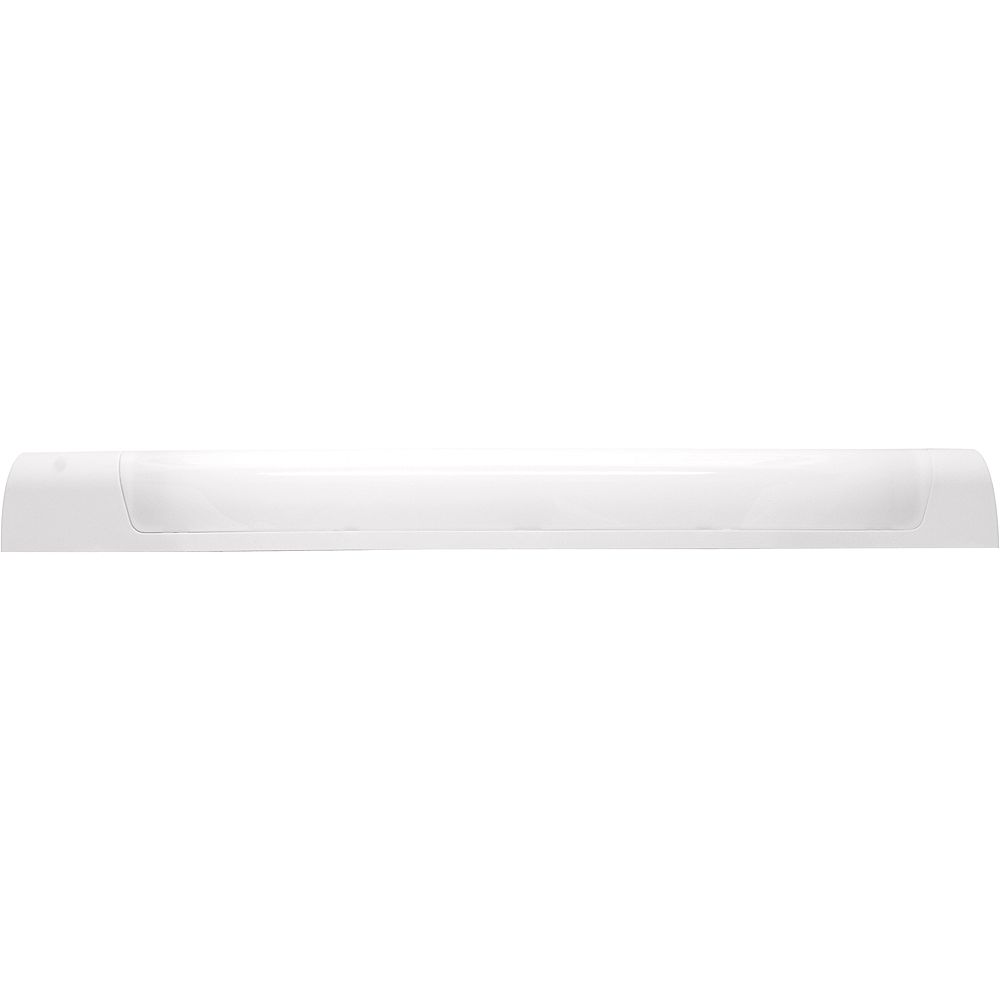GE Under Cabinet Light Fixture, - 22 Inches, Fluorescent, Plug-in, F115T8WW