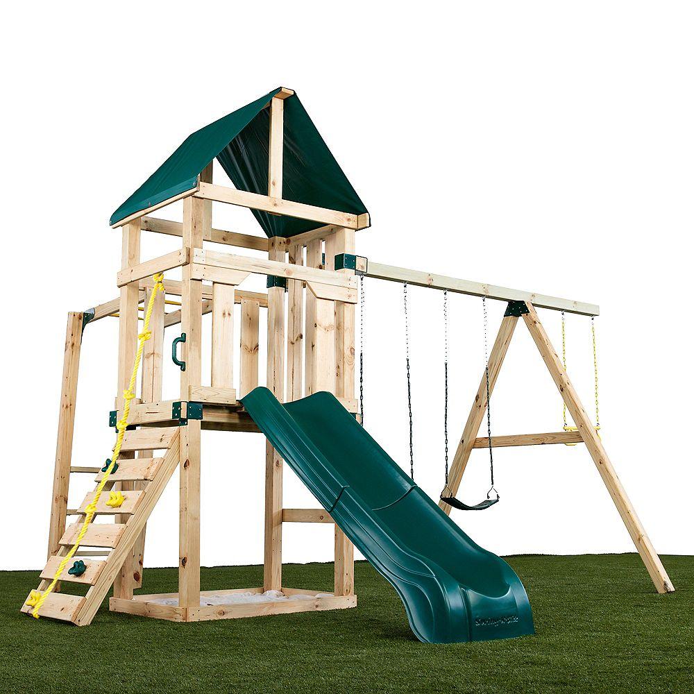 Timber-Bilt Hawk's Nest Playset