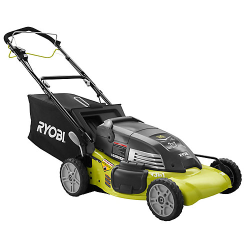Self Propelled Mower - 48 Volt