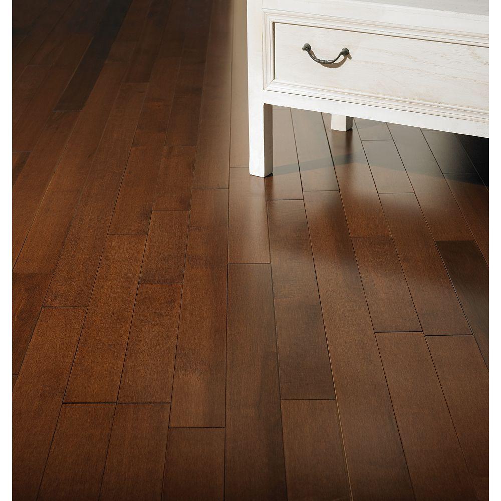 Dubeau Hard Maple Tuscany 3 4 Inch, 3 4 Inch Wood Flooring