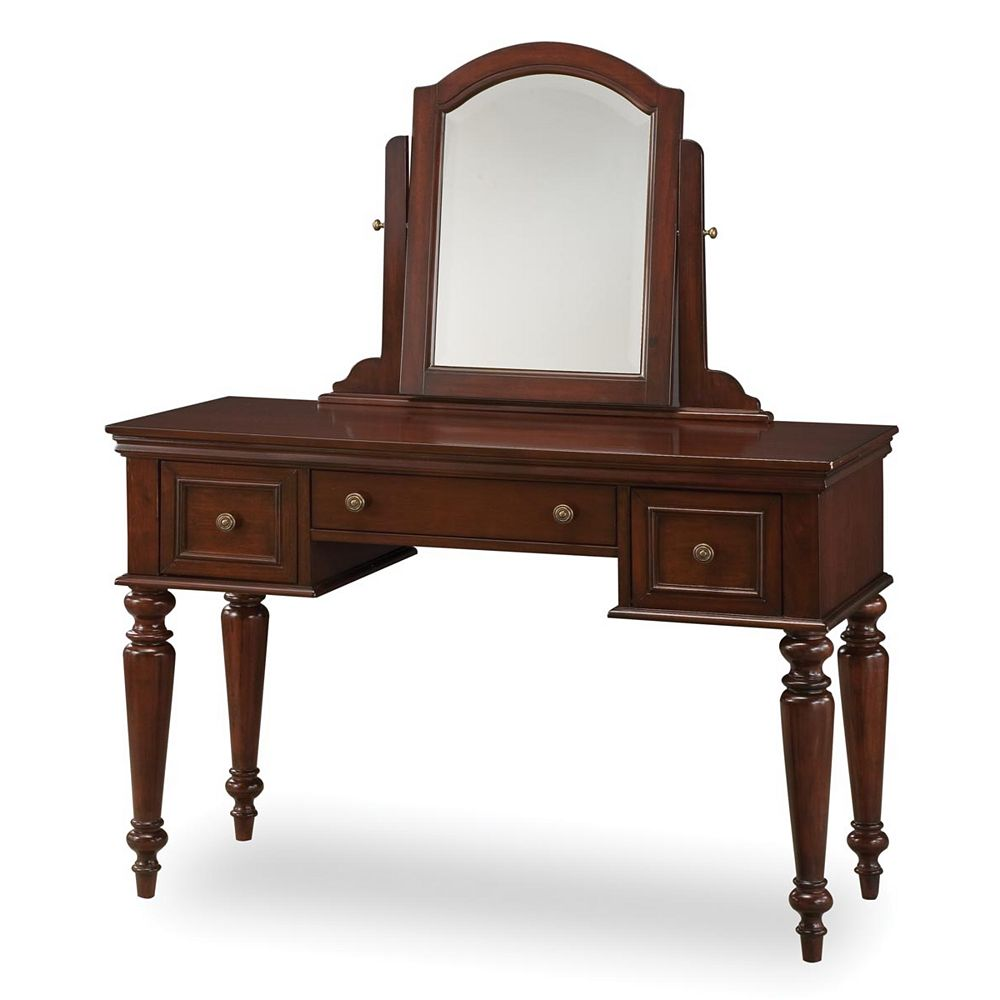 Home Styles Lafayette Vanity & Mirror