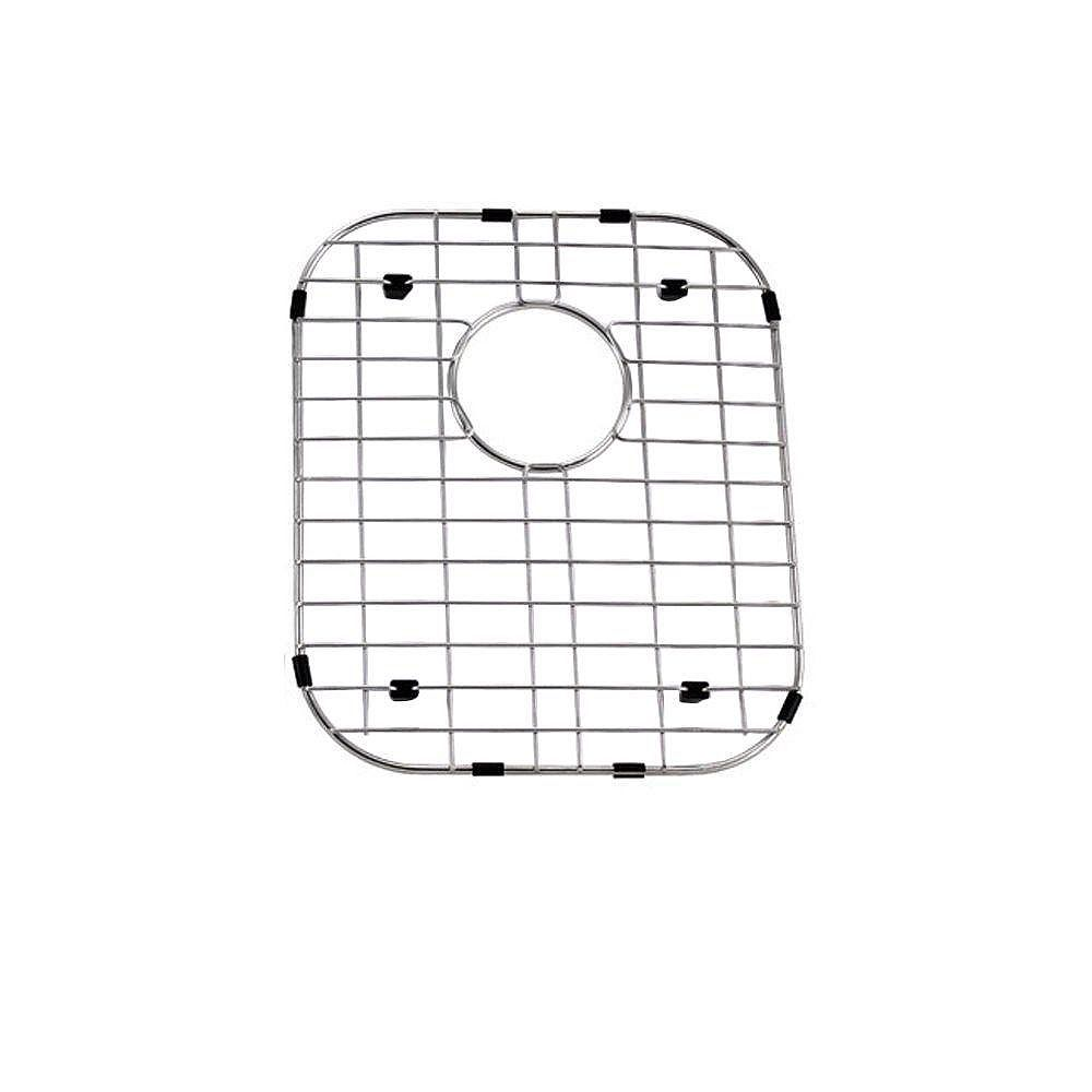 Kraus Stainless Steel Bottom Grid w/Protective Anti-Scratch Bumpers for KBU22 Kitchen Sink