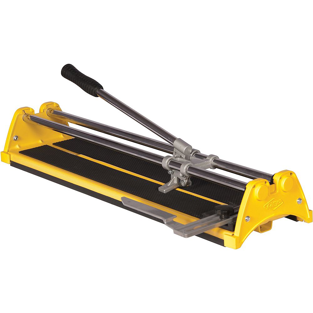 Qep 20 Inch Tile Cutter With 1 2 Inch Cutting Wheel The Home Depot Canada